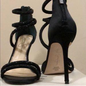 X Jessica Simpson Jamalee High Heel Size 8M